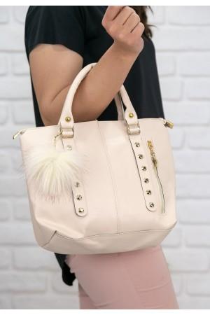 Krem Cilt çanta