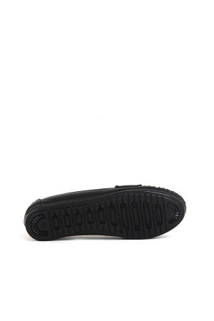 BA - Annamaria Bıyık Zenne 20/K Cilt Casual Ayakkabı - Siyah