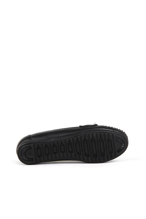 BA - Annamaria Zincir Zenne 20/K Cilt Casual Ayakkabı - Siyah
