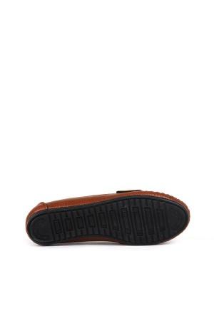 BA - Annamaria Zincir Zenne 20/K Cilt Casual Ayakkabı - Taba