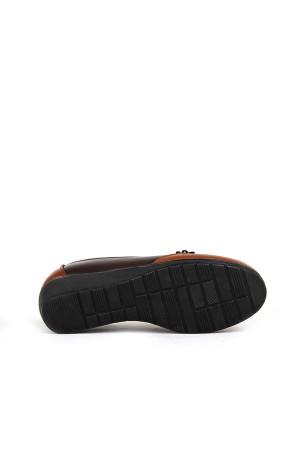 BA - Arızen 027 Zenne 20/K Cilt Comfort Ayakkabı - Taba