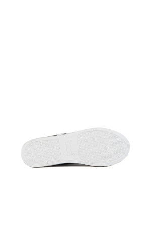 BA - Cdm 449 Zenne 20/K Cilt Casual Ayakkabı - Siyah Beyaz