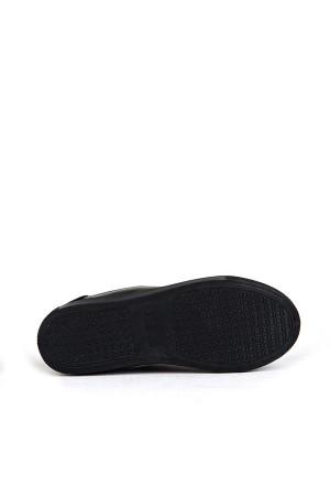 BA - Cdm 450 Zenne 20/K Cilt Casual Ayakkabı - Siyah