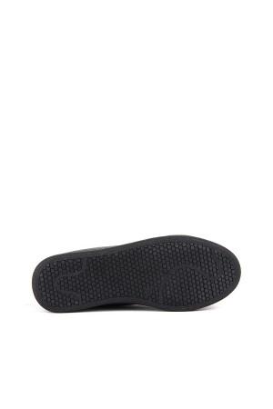 BA - Demirçağ D-01 Zenne 20/K Cilt Casual Ayakkabı - Siyah Siyah