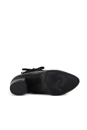 BA - Elmonta 3004 Zenne 20/K Cilt Bot - Siyah
