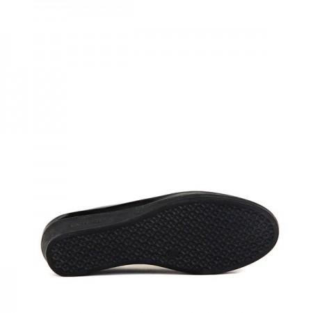 BA - Esma 014 Zenne 20/K Cilt Comfort Ayakkabı - Siyah