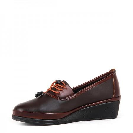BA - Esma 014 Zenne 20/K Cilt Comfort Ayakkabı - Taba