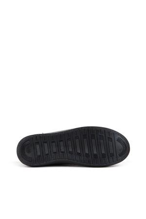 BA - Savista 01 Zenne 20/K Cilt Casual Ayakkabı - Siyah Siyah