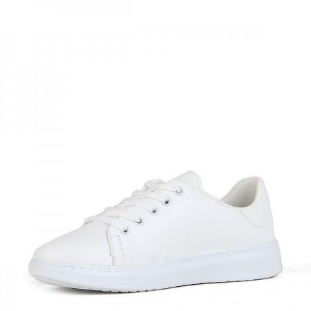 BA - Tillmann 100 Zenne 20/K Cilt Casual Ayakkabı - Beyaz Beyaz