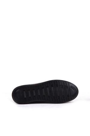 BA - Tillmann 100 Zenne 20/K Cilt Casual Ayakkabı - Siyah Siyah