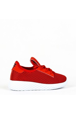 ÇA - Cosby 034 Patik 20/Y Aqua Spor - Kırmızı