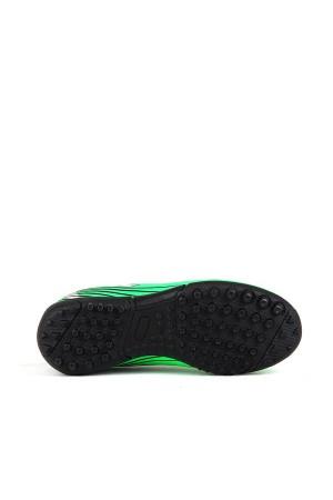 ÇA - Creysler 034 Filet Cilt Halı Saha - Yeşil Beyaz Siyah