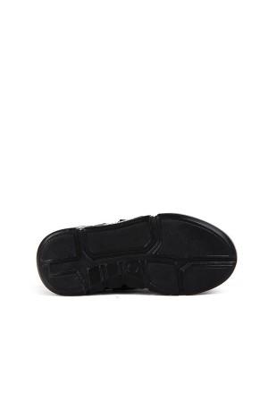 ÇA - Minicup 101 Filet 20/K Cilt Spor Ayakkabı - Siyah Füme
