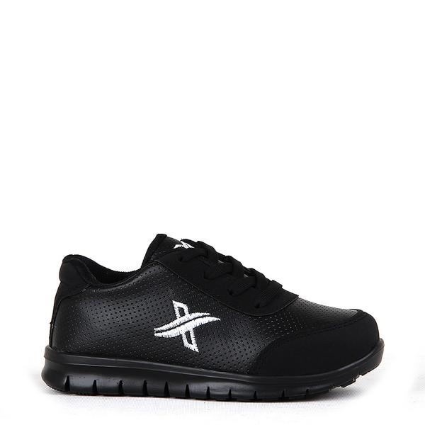 ÇA - Rascoon 043 Filet 20/K Cilt Spor Ayakkabı - Siyah
