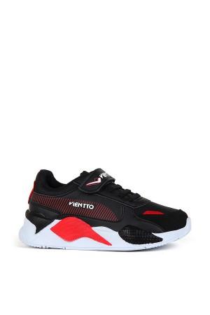 ÇA - Vientto 112 Filet 20/K Cilt Spor - Siyah Kırmızı
