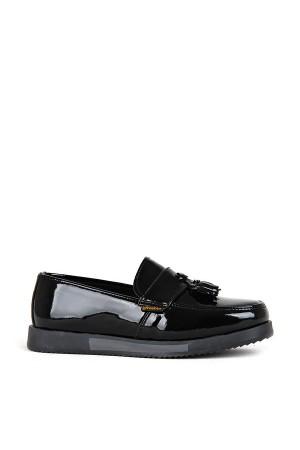 ÇA - Waykers 7230 Filet 20/K Rugan Casual Ayakkabı - Siyah