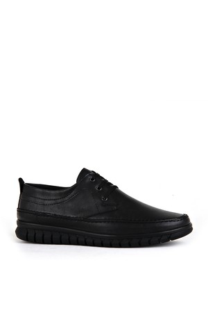 KND - Duman 810 Erkek 20/K Cilt Casual Ayakkabı - Siyah