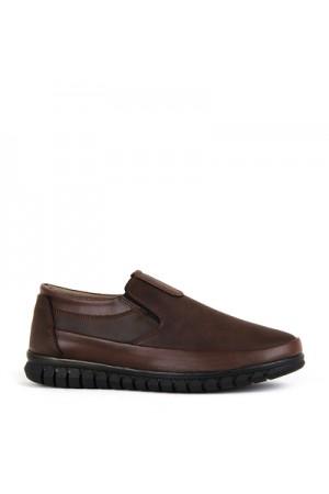KND - Fonzo A-200 Erkek 20/K Cilt Comfort Ayakkabı - Kahve