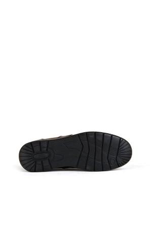 KND - Frank Peter 135 Erkek 20/K Deri Comfort Ayakkabı - Kahve