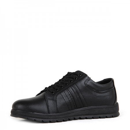KND - Nez 101 Erkek 20/K Cilt Casual Ayakkabı - Siyah