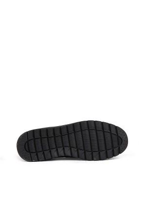 KND - Nez 102 Erkek 20/K Cilt Casual Ayakkabı - Siyah