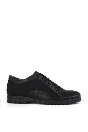 KND - Ramualdo 224 Erkek 20/K Cilt Casual Ayakkabı - Siyah