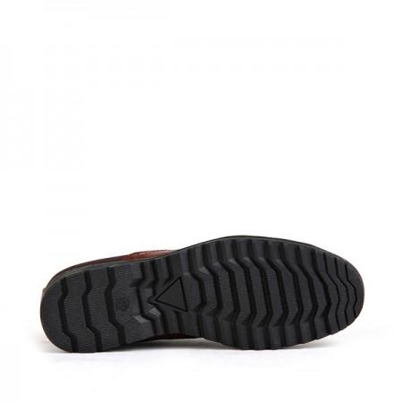 KND - Ramualdo 224 Erkek 20/K Cilt Casual Ayakkabı - Taba Kahve