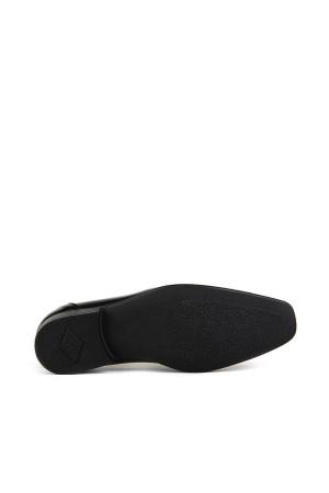 KND - Tamboğa 3127 Erkek 20/K-Y Rugan Klasik Ayakkabı (10'lu) - Siyah