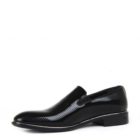 KND - Tamboğa 564 Erkek 19 Y Rugan Klasik Ayakkabı (10'lu)