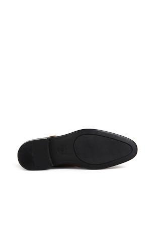 KND - Tamboğa 570 Erkek 20/K-Y Cilt Klasik Ayakkabı (10'lu) - Vizon