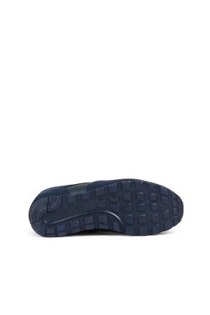 SA - Scot 107 Merdane 20/K Cilt Spor Ayakkabı - Lacivert Beyaz