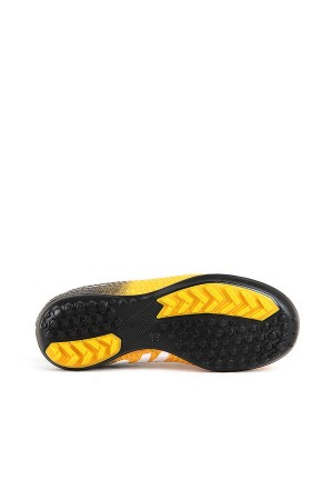 SA - Wolecool 012 Filet Rugan Halı Saha - Sarı Siyah